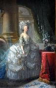 eisabeth Vige-Lebrun Queen of France oil painting reproduction